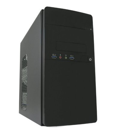 LC-POWER OBUDOWA CASE-2003MB mATX USB 3.0 x2 HD AUDIO CZARNA