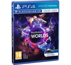 Sony Gra PS4 VR Worlds