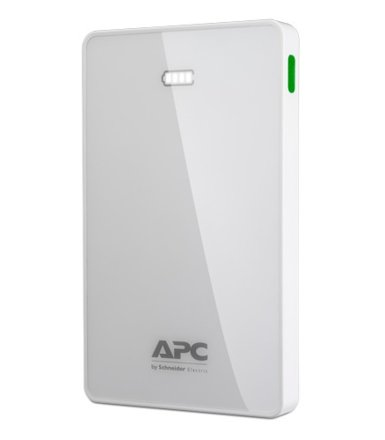 APC M10WH-EC Power Bank 10000mAh Li-polymer Bialy