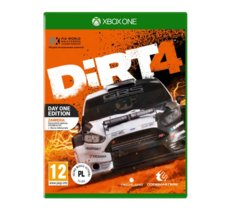 Techland Gra Xbox ONE Dirt 4