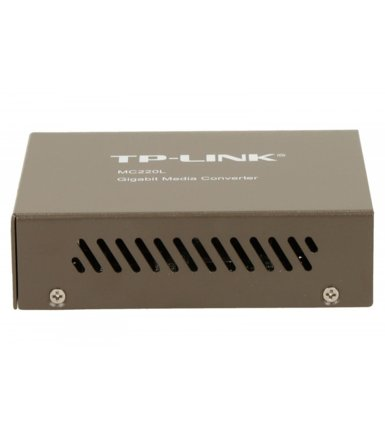 TP-LINK MC220L media konwerter 1xSFP GB 1xRJ45 1000M
