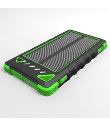 SUNEN PowerNeed - Power Bank ładowarka solarna 1.2W, 8Ah
