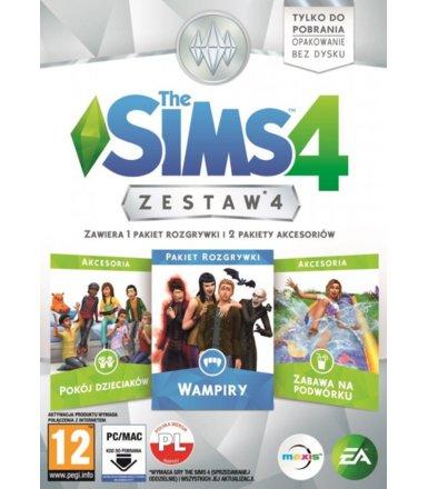 EA The Sims 4 Zestaw 4