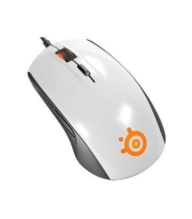 SteelSeries  Mysz RIVAL 100 Gaming white
