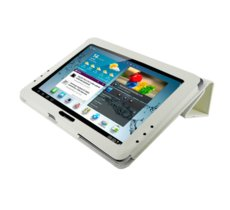 4world ETUI DO GALAXY TAB 2 10''FOLDED CASE BIAŁE