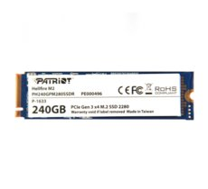 Patriot Hellfire 240GB M.2 2280 PCle SSD