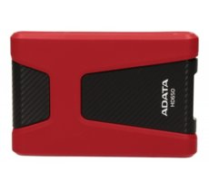Adata DashDrive Durable HD650 1TB 2.5'' USB3.0 Red