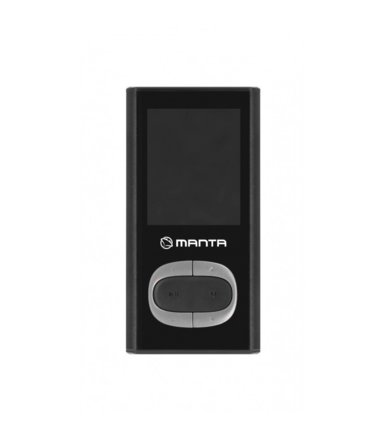 Manta Odtwarzacz MP4 8GB Bluetooth Silver MP428SBT