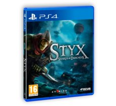 CD Projekt STYX: SHARDS OF DARKNES PS4