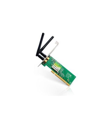 TP-LINK WN851ND karta WiFi N300 (2.4GHz) PCI 32-bit 2x2dBi (SMA) BOX