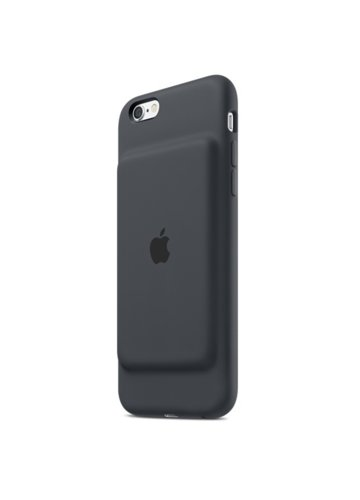 Apple Etui Smart Battery Case do iPhone'a 6s - grafitowe