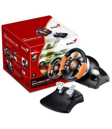 Genius SpeedWheel 3 MT PC