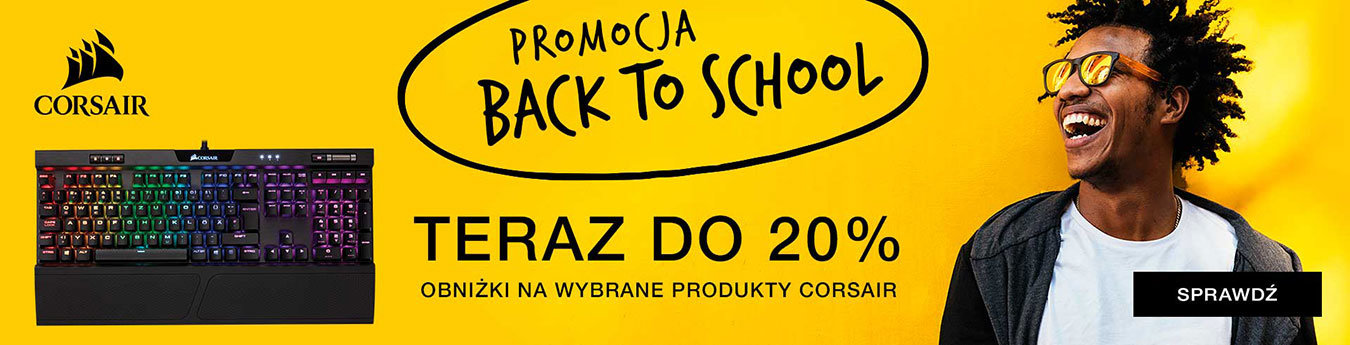 Corsair - Back to School 2018