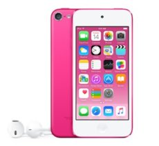 Apple iPod touch 32GB - Pink  MKHQ2RP/A