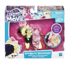 My Little Pony Kucyki w sukienkach Movie Character Songbird Serenade