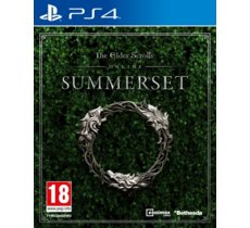 Cenega Gra PS4 The Elder Scrolls Online Summerset