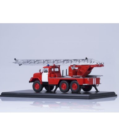 Turntable Ladder Fire Truck AL-30
