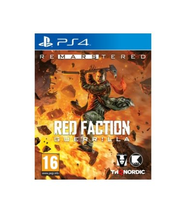 Cenega Gra PS4 Red Faction Guerrilla Re-Mars-tered