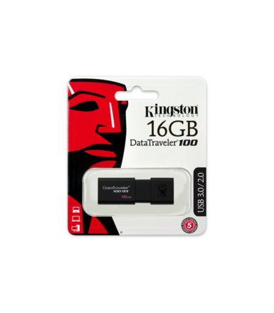Kingston Data Traveler 100G3 16GB USB 3.0