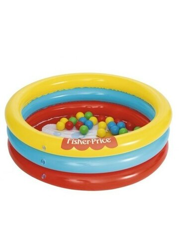 Mini basenik z kulkami Fisher Price