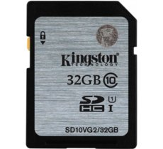 Kingston SDHC 32GB UHS-I 45/10MB/s Gen 2