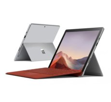Microsoft Surface Pro 7 Platinium 256GB/i7-1065G7/16GB/12.3 Commercial PVT-00003