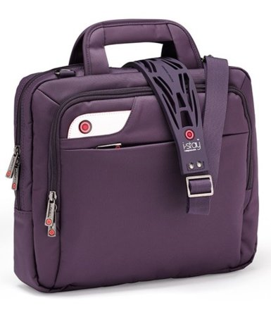 I-STAY Torba na laptopa 13,3' fioletowa
