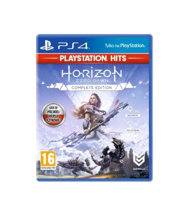 Sony Gra PS4 Horizon Dawn Complete Edition HITS