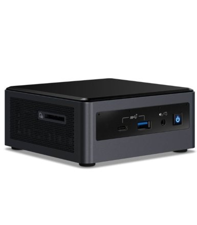 Intel Mini PC BXNUC10I5FNH2 i5-10210U 2xDDR4/SO-DIMM USB-C BOX