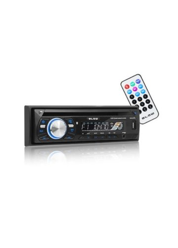 BLOW Radio AVH-8774 MP3 + CD + Pilot