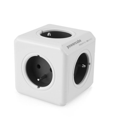 Allocacoc PowerCube Original USB 2202 Grey