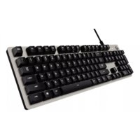 Logitech Klawiatura G413 Carbon Mechanical Gaming Srebrny