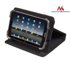 "Maclean Etui na tablet 7-8"" czarny carbon MC-401"