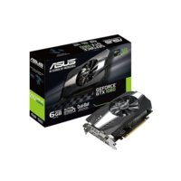 Asus Karta graficzna GeForce GTX 1060 6GB GDDR5 192BIT DVI/HDMI/DP