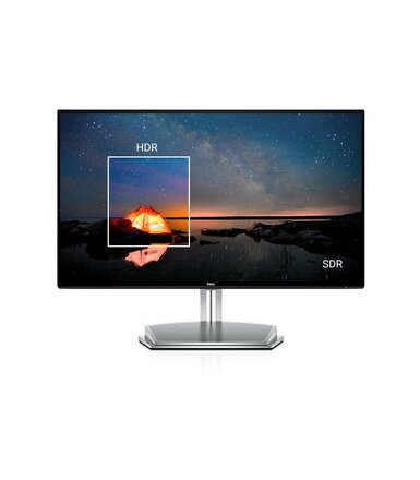 "Dell S2418H 23.8"" InfinityEdge HDR Full HD (1920 x 1080)/16:9/VGA/HDMI(2.0)/3Y PPG"