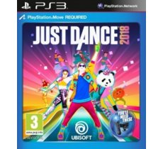 UbiSoft Gra PS3 Just Dance 2018