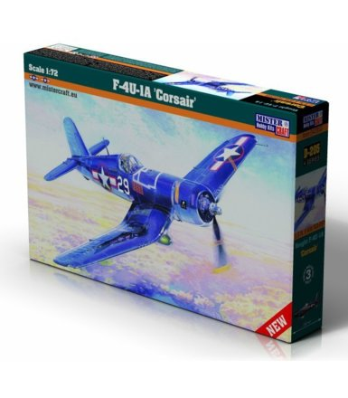 MASTERCRAFT F-4U-1A Cors air