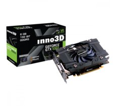 Inno3D GeForce GTX 1060 Compact 2 6GB GDDR5 1506/8000 (DP HDMI DVI)