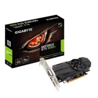 Gigabyte Karta graficzna GeForce GTX 1050 Ti OC Low Profile 4GB GDDR5 128BIT 2HDMI/DP/DVI-D