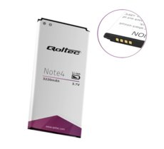Qoltec Bateria do smartfonu Samsung Galaxy Note 4,3220mAh