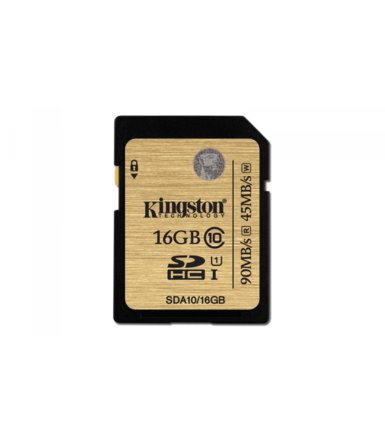 Kingston SDHC 16GB Class10 UHS-I Ultimate Flash Card