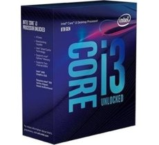 Intel CPU INTEL Core i3-8350K BOX 4.00GHz, LGA1151