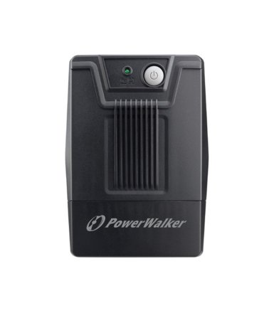 PowerWalker UPS LINE-INTERACTIVE 600VA 2X SCHUKO OUT, RJ11/45   IN/OUT, USB