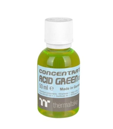 Thermaltake Premium Concentrate Acid Green UV (butelka, 1x 50ml)