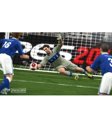 Konami Gamebook Pro Evolution Soccer 2014 PC ENG