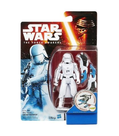 Star Wars Figurka, First Order Snowtrooper