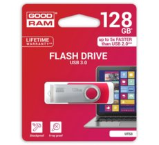 GOODRAM TWISTER 128GB RED USB3.0