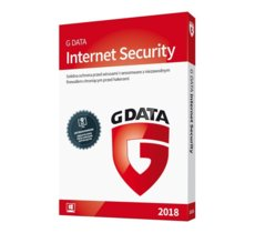 G DATA InternetSecurity UPGRADE 1PC 1Y BOX