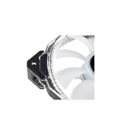Corsair Fan HD120 RGB LED High Performance 120mm PWM            with Controller