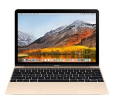 Apple MacBook 12, m3 1.2GHz/8GB/256GB SSD/Intel HD 615 - Gold